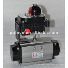 Indicador de posición mecánico apl210n caja de interruptor de límite