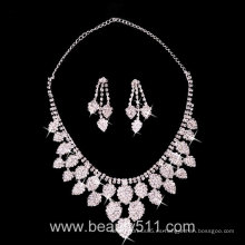 Las fotos reales de Astergarden Wedding Evening Necklace ASJ029
