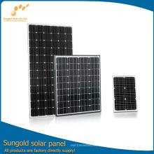 Panneau solaire haute efficacité de 5W à 320W avec cellules solaires