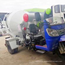 Caminhão-tanque de concreto de 6 cbm