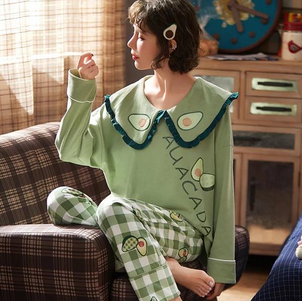 Cotton Nightwear Pajamas Set