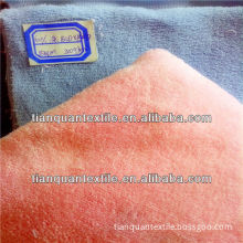 china 100% polyester 150D terry fabrics for home textile