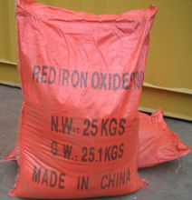 Iron Oxide red 130 for water paint/ink/dyeing construction materials/coating