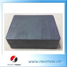 Ceramic block magnet 6x4x1/3x2x1 for magnetic seperator