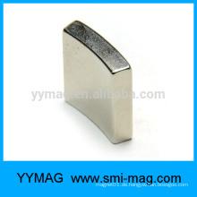 Bogensegment magnete Neodym für Generator