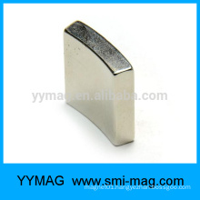 arc segment magnets neodymium for generator