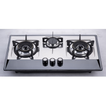 Cuisinière à gaz trois brûleurs (SZ-LW-118)
