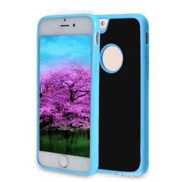 Caso do iPhone 6 Plus / 6s Plus, material anti-gravidade Sticks para qualquer superfície lisa, Nano mágico pegajoso para iPhone Case para iPhone7 / 6 Plus / 6s mais 5,5 polegadas