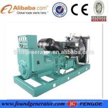 Générateur diesel diesel de terre de 68kw
