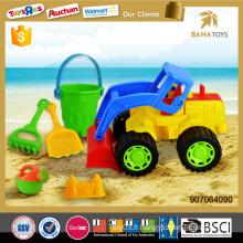 Chariot de plage de sable à vente chaude vendu avec un accessoire 5pcs