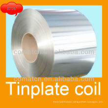 Stone finish MR tinplate coil 2.8/5.6 tinning for food can production
