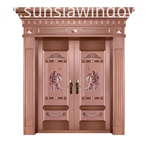copper door 1