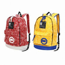 2014 Hot Sale Fashionable School Bags with Good Designs, Suitable for Students