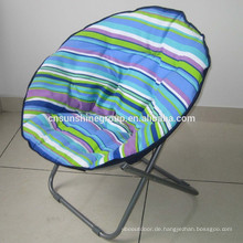 Adult Camping Moon Chair Striped color
