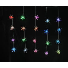 Luz LED cintilante, luz de cortina