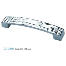 Poignée de meuble de meuble en alliage de zinc (21306)