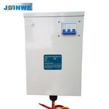 Cubierta metálica Ahorro eléctrico de 3 fases con disyuntor