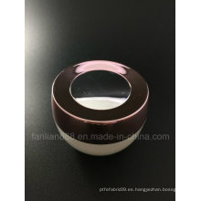 Tarros de crema de acrílico para envases cosméticos