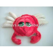 Plüsch und gefüllte Krabben Spielzeug