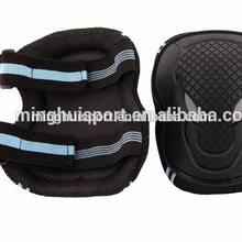 Motocross Snowboarding, Skiing,Motor Cycling Rider Knee protective pads with shell Knee and Elbow Guard Pads