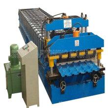 Farbe Ziegel Metalldach Umformmaschinen