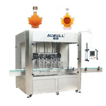 Trade assurance hot sale automatic maple syrup bottle filling machine