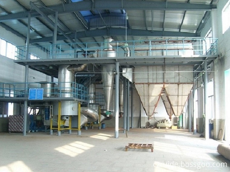 Flash Drying Machine for Aluminum Stearate