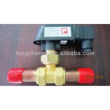 Interruptor de flujo de líquido para hvac para aceite