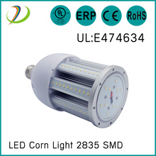 e27/e40 base 27w led corn light
