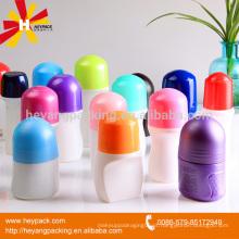 Qualquer Estilos plástico roll on bottle