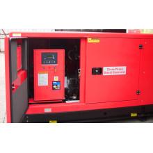 225kVA водяного охлаждения переменного тока 3 участков Звукоизоляционный Йто двигателя Тепловозное genset