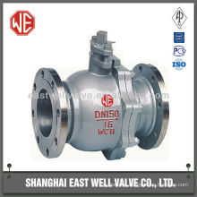 Metal Sealing Floating Ball Valve