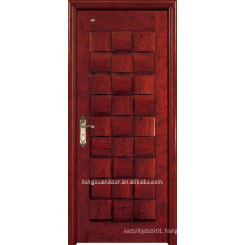 Solid wood door.Wood paint door.Interior door