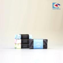 helle Farbe bedruckte Box für duftende Seife und Geschenkverpackung