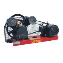 Italia tipo compresor de aire monofásico del panel del motor eléctrico de 2090 5.5hp 8bar