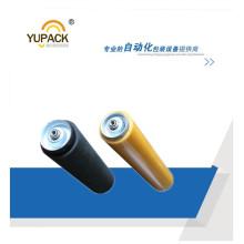 Роликовый конвейер с резиновым покрытием для роликового конвейера