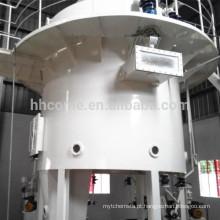 Moinho de extração de solvente de óleo de embrião de milho fácil operação