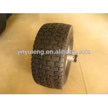 13 x 500-6 15x6.00-6, 18 x 650-8 Gummi-Reifen, Räder für Rasen-Mover, elektrische Schubkarre, Anhänger