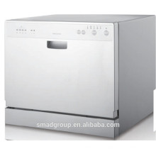 Household use automatic tabletop compact dishwasher