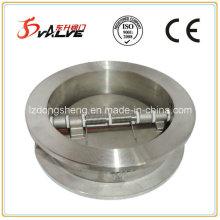 API 598 Wafer Dual Plate Rückschlagventil