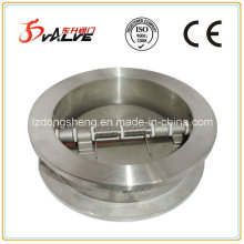 API 598 Wafer Dual Plate Check Valve