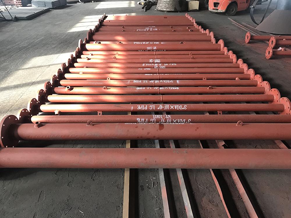 Chromium Carbide Overlay Pipe