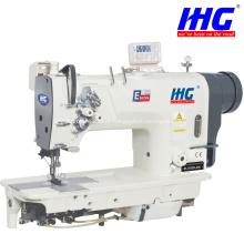 IH-8422D / 8722D Agulha dupla barra de agulha fixa Máquina de costura
