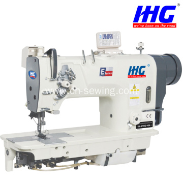 IH-8422D/8722D Double Needle Direct-Drive Machine