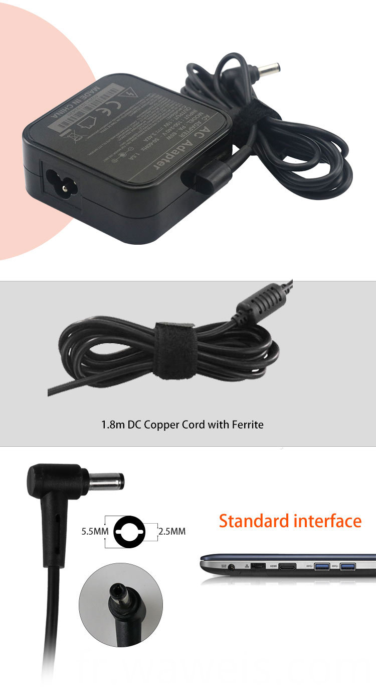 Adapter for Asus