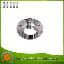 Bride de tuyau en aluminium faite par précision, adapteur en aluminium de bride