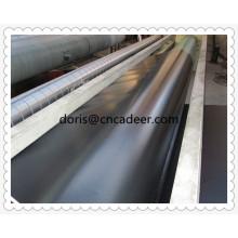Геомембрана HDPE 0,5 мм для облицовки плотины