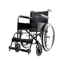 sucesso de venda popular colorida de cadeira de rodas manual conveniente