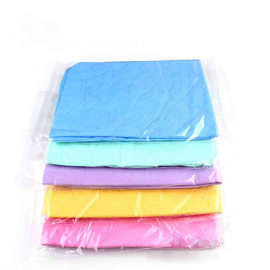 Car Cleaning Pva Microfiber Leather Chamois Fabric Cloth