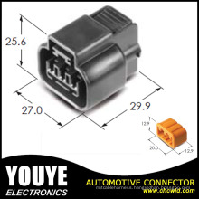 Kum 090 Series 3p Waterproof Auto Cable Connector